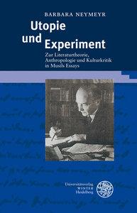 Utopie und Experiment