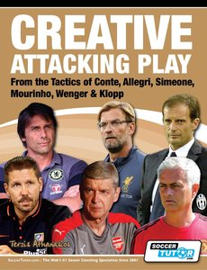 Creative Attacking Play - From the Tactics of Conte, Allegri, Si