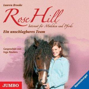 Rose Hill - Ein unschlagbares Team, 1 Audio-CD