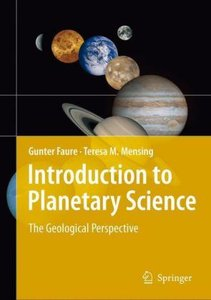 Introduction to Planetary Science
