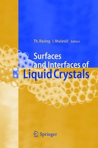 Surfaces and Interfaces of Liquid Crystals