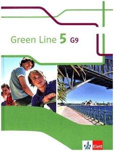 Green Line 5 (G9) Schülerbuch (fester Einband). Klasse 9