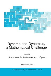Dynamo and Dynamics, a Mathematical Challenge