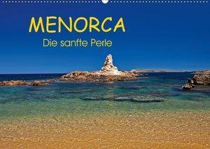 MENORCA - Die sanfte Perle (Wandkalender 2018 DIN A2 quer)