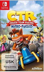 CTR Crash Team Racing Nitro-Fueled (Nintendo Switch)