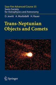 Trans-Neptunian Objects and Comets