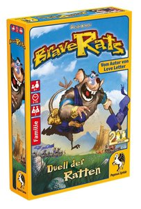 Brave Rats - Das Duell der Ratten
