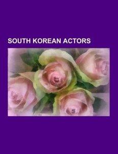South Korean actors