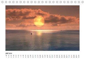 Momente zum Träumen (Tischkalender 2019 DIN A5 quer)
