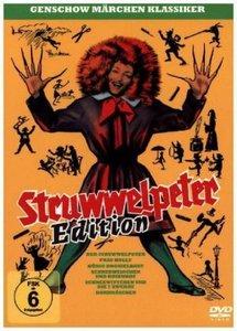 Struwwelpeter Edition - (6er Märchenschuber)