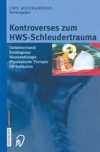 Kontroverses zum HWS-Schleudertrauma