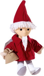 Heunec 640276 - Sandmann Puppe XL, 55 cm