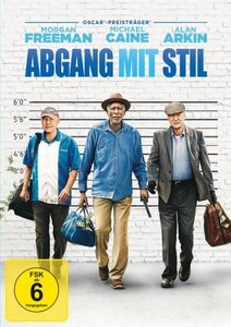 Abgang mit Stil, 1 DVD