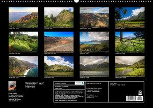 Wandern auf Hawaii - Berge im Pazifik (Wandkalender 2020 DIN A2