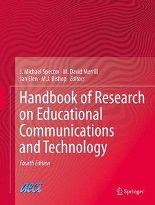Handbook of Research on Educational Communications and Technolog