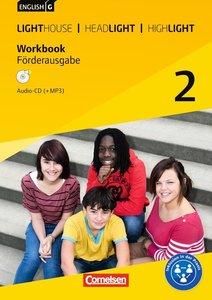 English G Band 2: 6. Schuljahr - Allgemeine Ausgabe - Workbook -