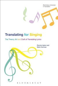Translating for Singing