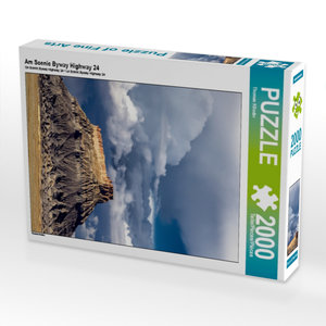 Am Scenic Byway Highway 24 2000 Teile Puzzle hoch