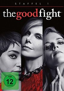 The Good Fight. Season.1, DVD