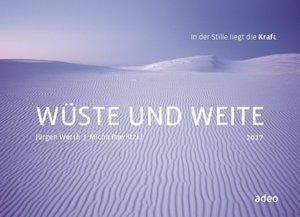 Wüste und Weite 2017 - Wandkalender