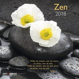 Zen 2018 Broschürenkalender