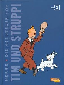 Tim und Struppi Kompaktausgabe 01. Im Lande der Sowjets