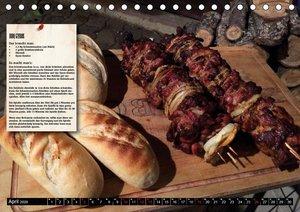 ALIEN-BBQ 2020 (Tischkalender 2020 DIN A5 quer)