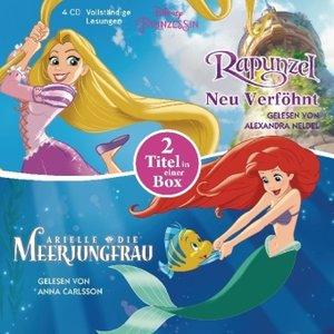 Arielle, die Meerjungfrau / Rapunzel - Neu verföhnt, 4 Teile