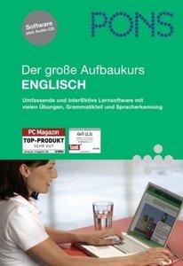 PONS Der große Aufbaukurs Englisch. CD und CD-ROM für Windows 98