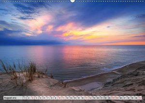 Nordjütland - die Spitze Dänemarks (Wandkalender 2019 DIN A2 que