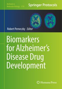 Biomarkers for Alzheimer\'s Disease Drug Development