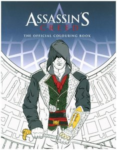 Assassin\'s Creed Colouring Book