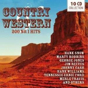 Country & Western-200 No.1 Hits