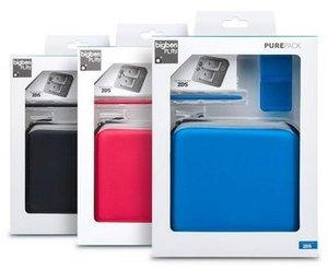 PURE PACK, Zubehör-Pack für Nintendo 2DS (Schutzfolien, Tasche,