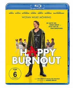 Happy Burnout, 1 Blu-ray