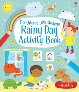 The Usborne Little Children\'s Rainy Day Activity book