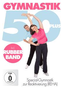 Gymnastik 50 Plus inklusive Gymnastikband