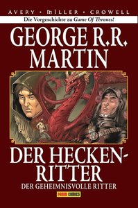 George R. R. Martin: Der geheimnisvolle Ritter Graphic Novel (Co