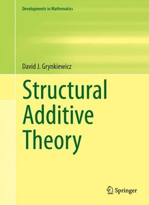 Structural Additive Theory