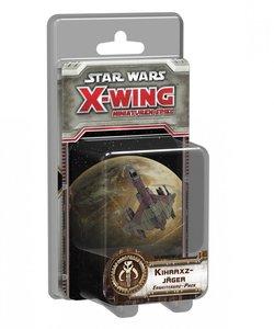Asmodee FFGD4018 - HSV Star Wars X-Wing: Kihraxz