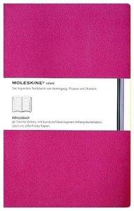 Moleskine Pink Volant Adressbook L