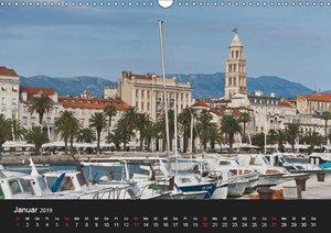 Grüße aus Kroatien (Wandkalender 2019 DIN A3 quer)