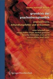 Grundriss für Psychotherapieethik