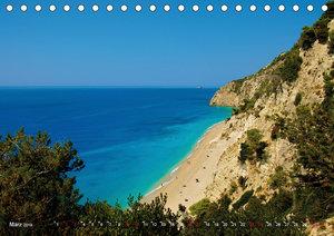 Lefkas - Die Perle im Ionischen Meer (Tischkalender 2019 DIN A5