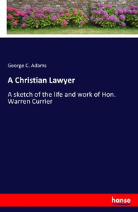 A Christian Lawyer
