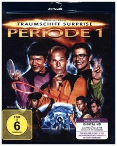 (T)Raumschiff Surprise - Periode 1, 1 Blu-ray