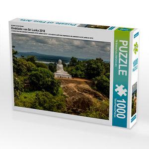Ein Motiv aus dem Kalender Eindrücke von Sri Lanka 2018 1000 Tei