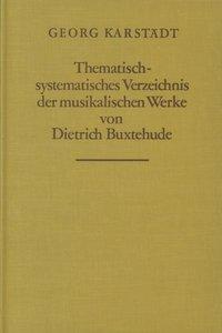 Thematisch-systematisches Verzeichnis der musikalischen Werke vo