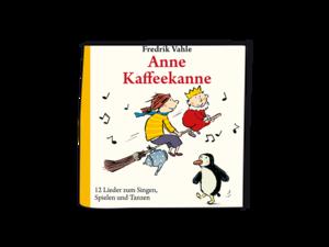 01-0112 Tonie-Anne Kaffeekanne - 12 Lieder zum Singen, Spielen u