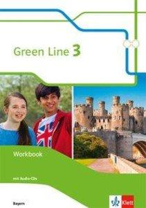 Green Line 3. Ausgabe Bayern, mit 1 Audio-CD